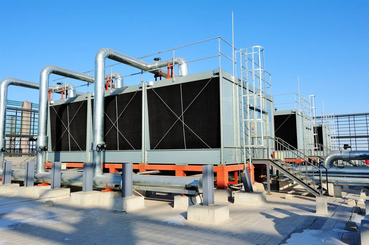 cooling tower water treatment CQM